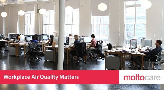 WORKPLACE AIR QUALITY MATTERS